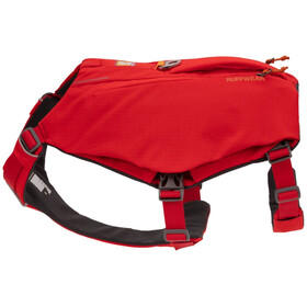 Ruffwear Switchbak Harness, red sumac
